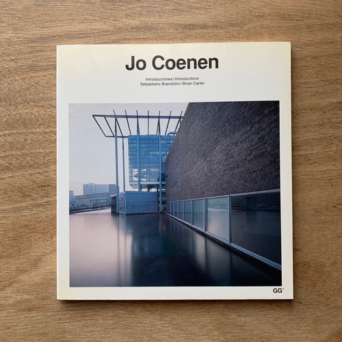 Jo Coenen  / Current Architecture Catalogues