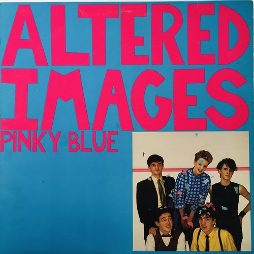 【LP・米盤】Altered Images / Pinky Blue