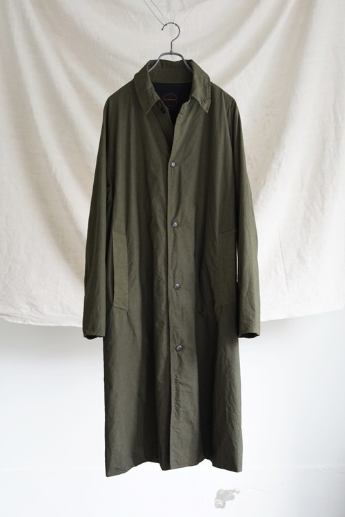 <SOLD OUT>Chez VIDALENC - Bobi Coat Long Cotton