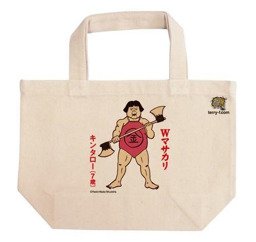 《和田ラヂヲ エコバッグ》EBW008-S/ Wマサカリ(S)