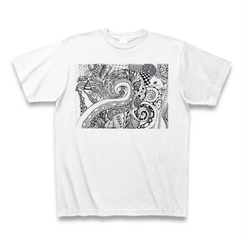 【Tシャツ】白色「Love Universe」