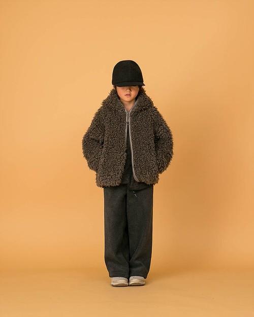 MOUN TEN. マウンテン fur blouson size:110・125・140