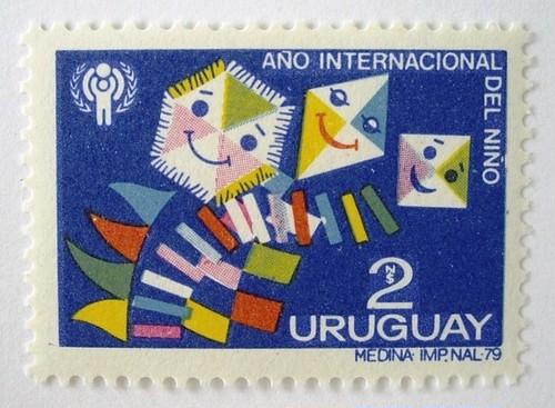 国際児童年 / ウルグアイ 1979