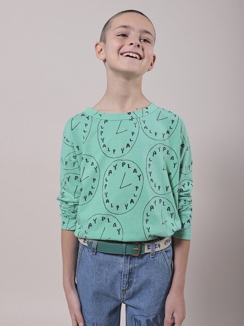 BOBOCHOSES Playtime All Over Long Sleeve T-Shirt