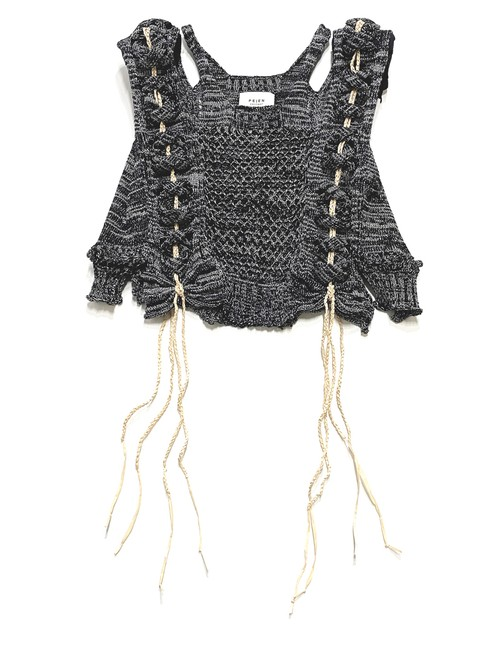 21SS String Knit Tops