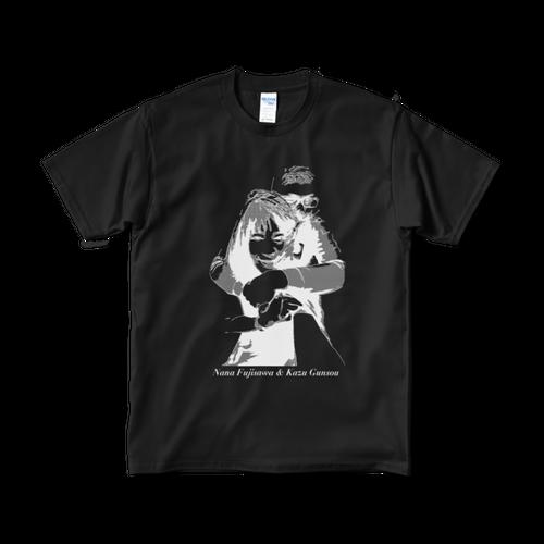 コラボフォトTシャツ【ブラック】