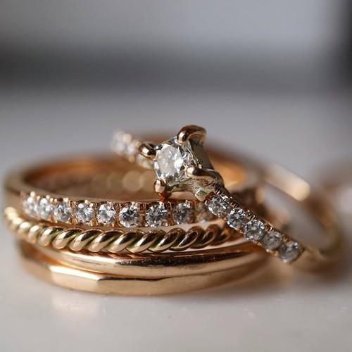 Diamond Ring  *オーダー品