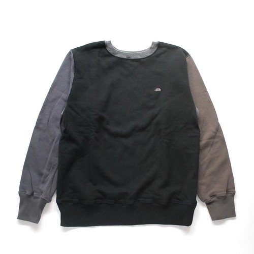 THE NORTH FACE PURPLE LABEL Crew Neck Panel Sweat