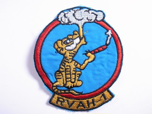 "OLD PATCH""RVAH-1"""