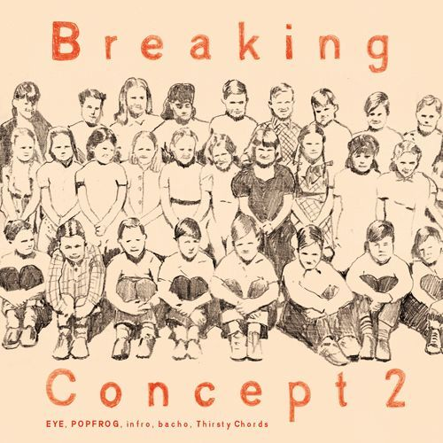 "V.A. ""BREAKING CONCEPT 2"" / CD"