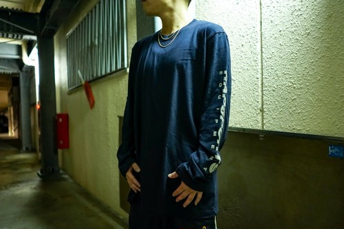RAPSPORTS EQT Super Reflector LONG-T (Navy)