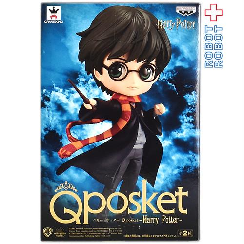 QPOSKET Qポスケット ハリーポッター フィギュア ハリー 通常カラー