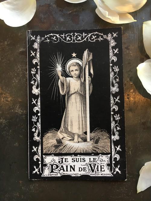デスカード「光を持つ幼子イエス」