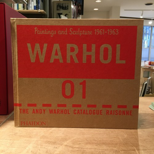 WARHOL 01 : Paintings and Sculpture 1961-1963