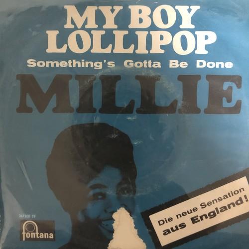 Millie Small - My Boy Lollipop【7-20500】