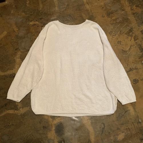 Cotton knit