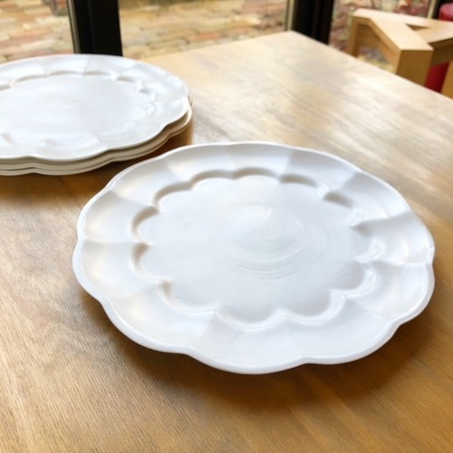 decco -flower plate-