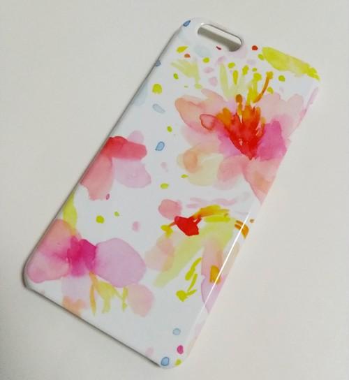 """""""桜の花びら""""iphone/スマートフォンケース"""