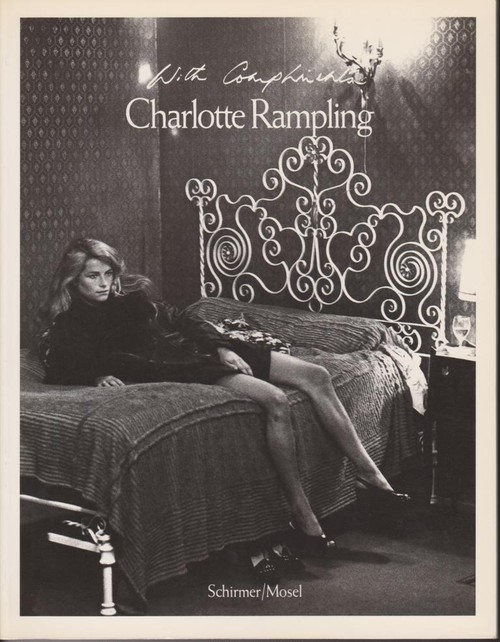 Charlotte Rampling With Compliments シャーロット・ランプリング写真集