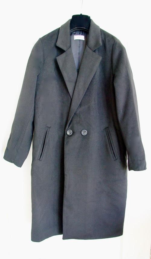 【Unisex】Velour Coat