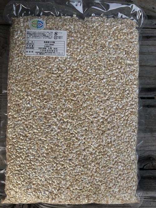 【お味噌や甘酒作りにオススメ】長崎県 川添酢造 無農薬玄米麹1kg