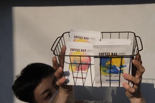 コーヒー15杯振る舞える権!