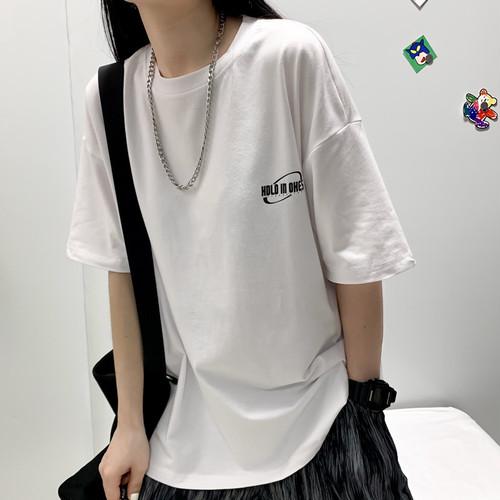 ワンポイントロゴTシャツ RD8847