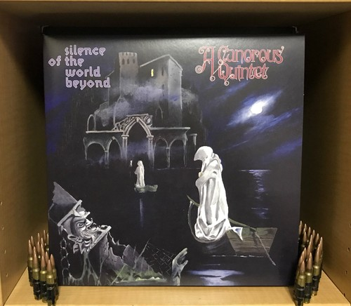 "A CANOROUS QUINTET ""Silence of the World Beyond Official LP (marble)"""