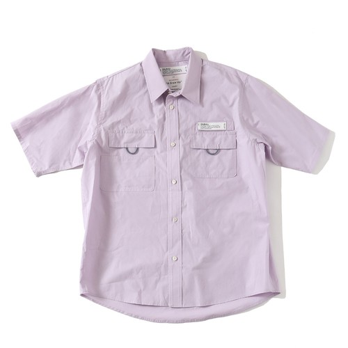DAIRIKU HALF SLEEVE FISHERMAN SH(PURPLE)