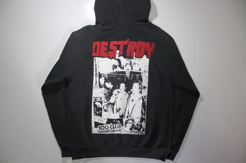 90's〜 Sex Pistols Sweat Parka‼︎