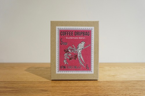COFFEE DRIP BAG [ グアテマラ BLEND ]