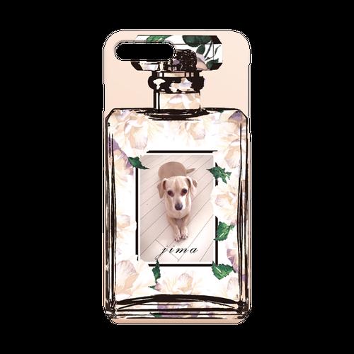 iPhonePlus・Android Lサイズ 香水ハードケース color:アイボリー