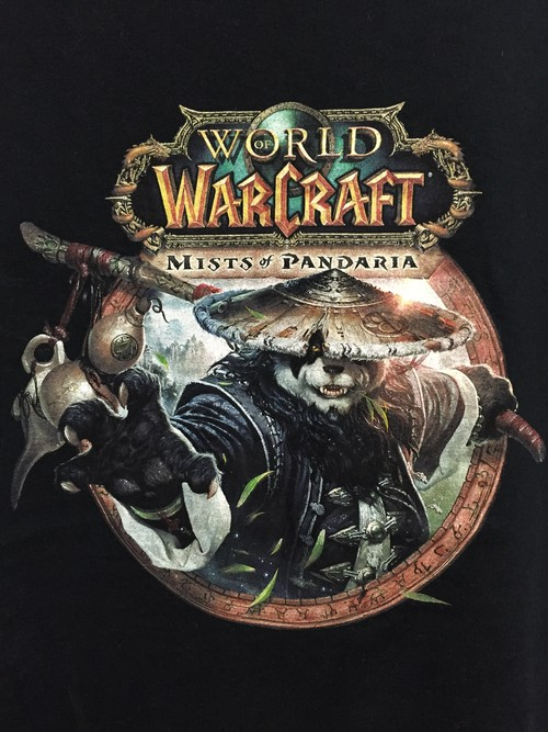 2012's WORLD OF WARCRAFT T's