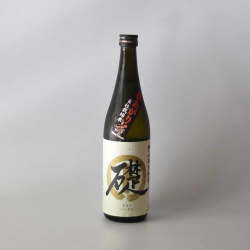 マルト礎(いしづえ) 純米吟醸生酛づくり 秋あがり 720ml