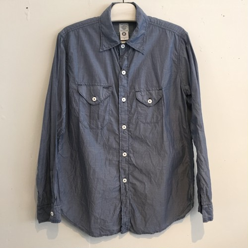 【POST O'ALLS】CRUZER SHIRT 2 1256-CBB