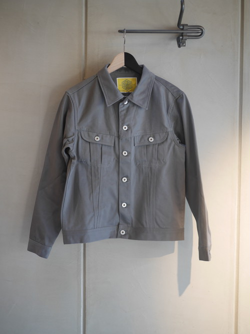 THE UNION / WEST JACKET (GREY)