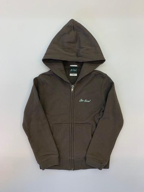 Sunkissed hoodie - Charcoal ★KIDS★
