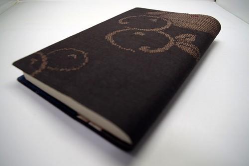 新書本用ブックカバー(厚さ調整無しタイプ)sr002