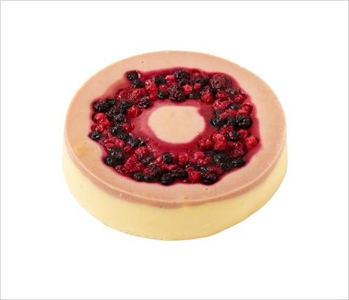 ミックスベリーチーズケーキ