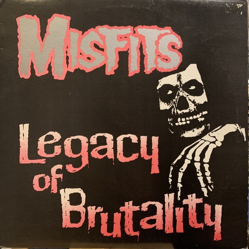Misfits -Legacy Of Brutality