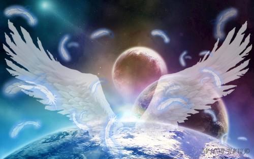 earth angel トートバック