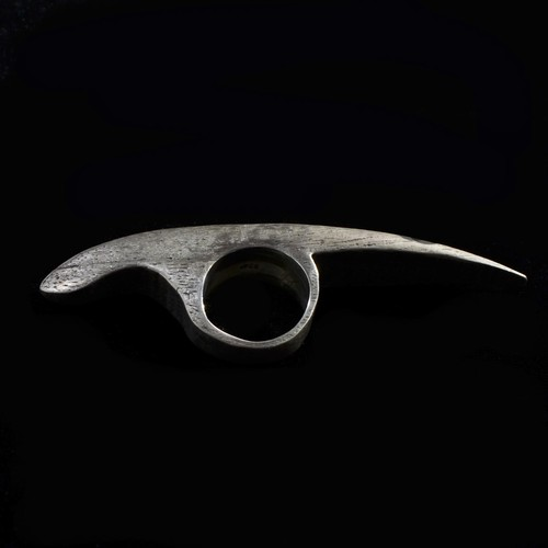 Beak Ring 〈Silver〉-Amy Glenn-