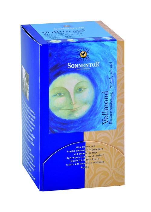 ゾネントア 満月のお茶