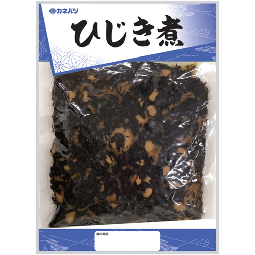 カネハツ 大容量惣菜 ひじき煮1箱〔380g×10入り〕