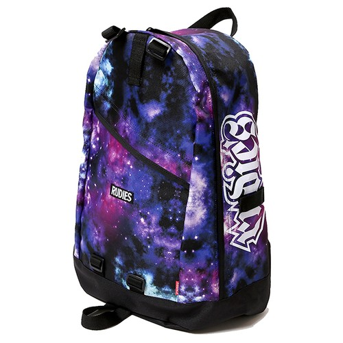 "RUDIE'S / ルーディーズ | "" SPARK BACKPACK "" Galaxy"