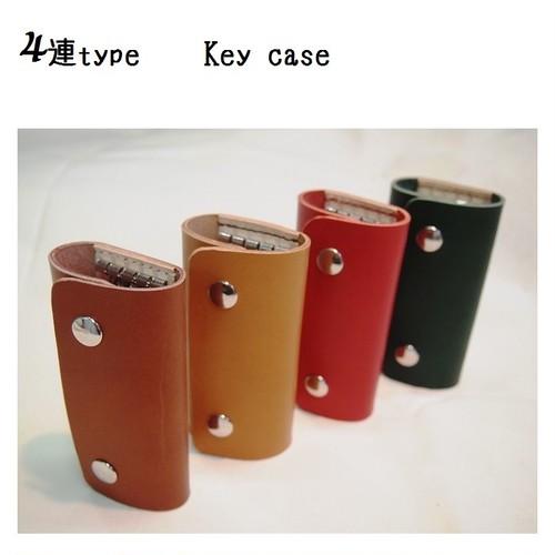 【受注制作】キーケース  (KA060c2-3)