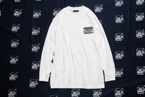 HELLO L/S TEE (BOBA FETT COLOUR)