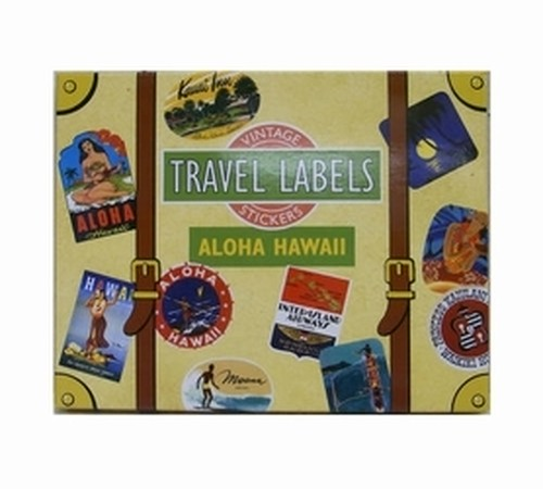 Luggage Labels (ALOHA Hawaii)