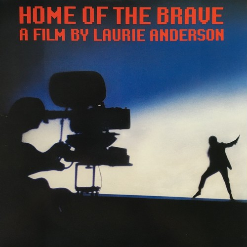 【LP・米盤】Laurie Anderson  /  Home Of The Brave