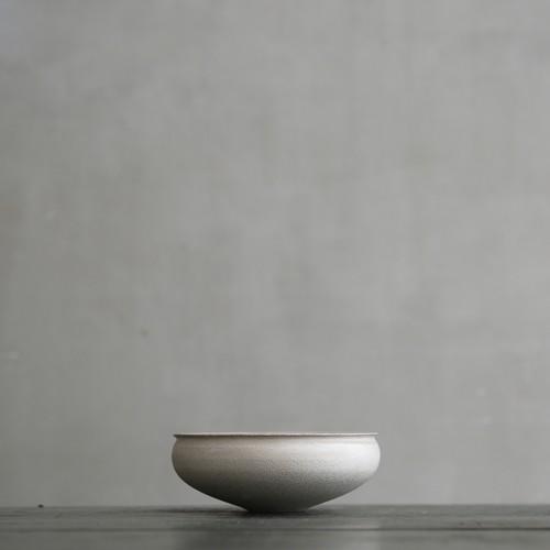 瀬川辰馬 s37 硫化銀彩丸鉢A